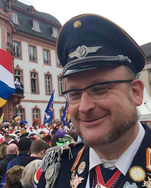Generalfeldmarschall in alter Uniform