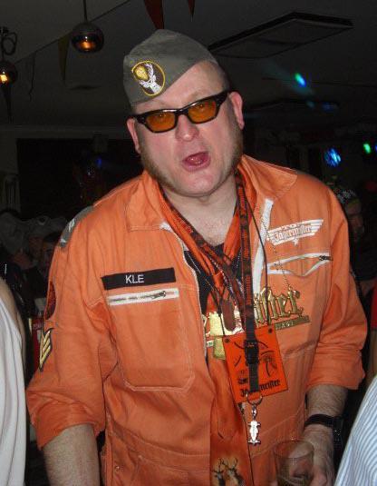 Jägermeister Top gun Kostüm