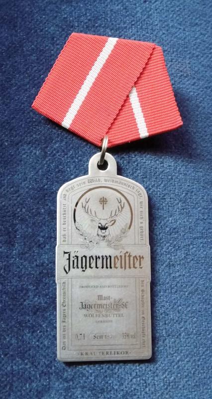 Jägergarde Fastnachtsorden 2014