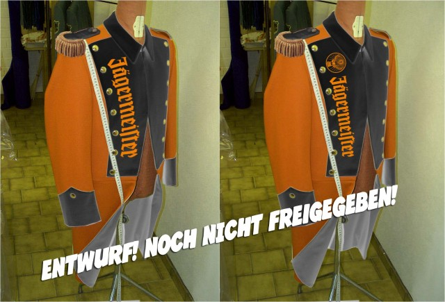 jaegergarde-uniform-entwurf
