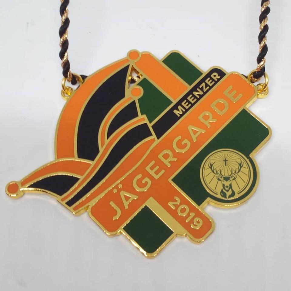 Jägergarde Kampagneorden 2019